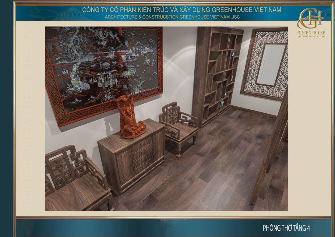 Phòng kỷ vật - nơi lưu giữ những kỉ niệm của gia đình
