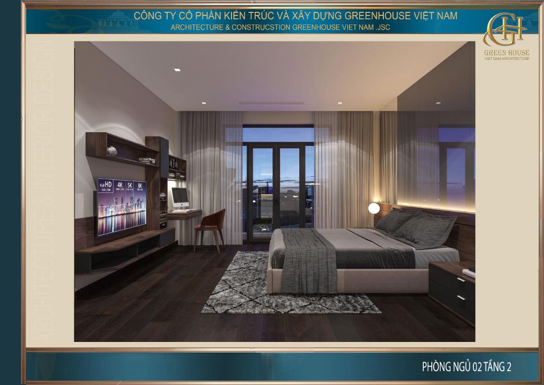 Không gian rộng rãi đồ nội thất đầy đủ tiện nghi